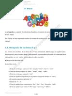 Cap 21 Reglas Generales de Ortografía y Acentuación