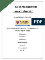 Interm Report