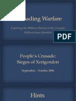 First Crusade; People's Crusade