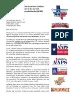 6/29/17 -- Coalition Cruz Letter