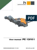 Bedienung Pc1310i (204 Bis Xx)_eng New Ems