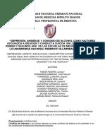 IDEACIÓN-SUICIDA-EPIDEMIOLOGIA-1.3 Corregido Marco Teorico, Planteamiento Del Problema, Título,Caratula, Intrumentos