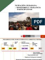 Participacion Ciudadana en Mineria
