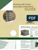 Backyard Composting - Sacramento CA