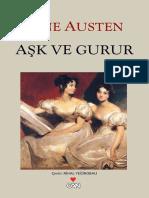 Ask Ve Gurur - Jane Austen