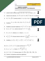 Comma Ing s07 Ht Productos Notables y Factorización