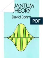 Quantum Theory- Bohm1