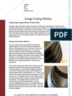 Swage Casing Patches