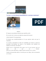Libro Yoga Niños