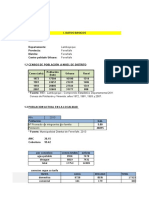 Metodo Aritmético - Ejemplo