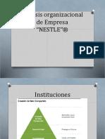 Análisis Organizacional de Empresa