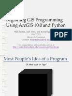 UNEX_GIS_WSAnalysis_AdvArc10_Python.pdf