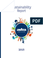 Lavazza Sustainability Report 2015