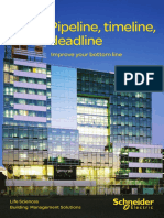 Building Management Solutions in Life Sciences Brochure