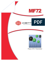 Power Ntc Thermistor