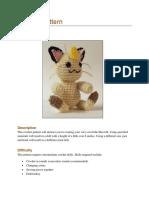 Meowth Pattern