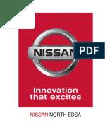 nissan north edsa company profile