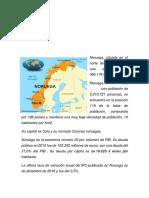 Noruega Modelo Economico Antonio Chumbe B