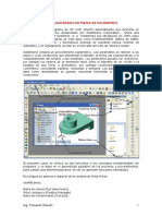 Tutorial Pieza Solidworks