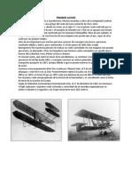 Primer Avion