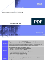 DS8000 Implemetation Workshop