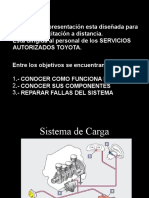 0031 Sistema de Carga Toyota