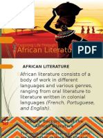 African Literature Selected Authors