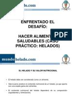HELADOS SALUDABLES