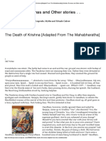 The Death of Krishna