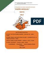 Diseño Mensual Mayo Gladys