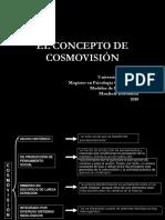Concepto de Cosmovisión - Recurso de Apoyo