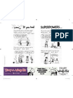 Diary of a Wimpy Kid - Activity Sheet 1