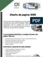 Informacion Pagina WEB Copice
