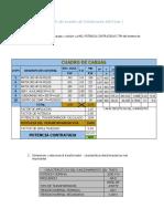 Resolución Del Examen de Instalaciones Eléctricas 1