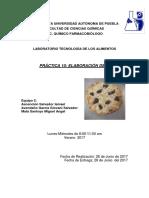 Pay (Reporte) (Tecnología de Alimentos)