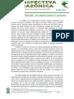 PROSPECTIVA 286-2017+TENDENCIAS  MUNDIALES Y LA AMAZONIA