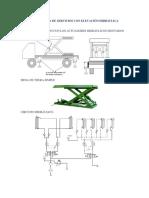 Plataforma de Servicios Con Elevación Hidráulica