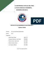 Informe Lijadora Orbital 1