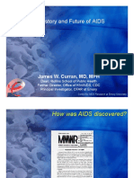 History and future of aids