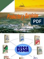 Productos y Servicios ISCYC