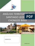 Analisis de Diagnostico - Chongos - Bajo