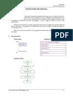 4 Estructura Secuencial