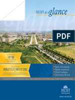 NUST at a Glance 2016