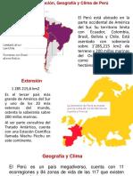 19. a. El Perú y Sus Regiones Naturales Clima y