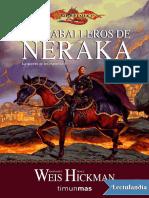 Los Caballeros de Neraka - Margaret Weis