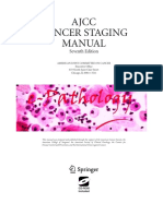 Head and Neck AJCC Cancer Staging Manual 7th