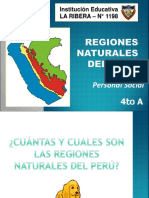 19. b Regiones naturales del Peru Caracter´sticas geográficas