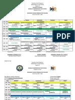 My Schedule (2)