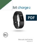 Manuale Dell'Utente Di Fitbit Charge 2