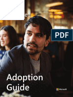 Office 365 Adoption Guide
